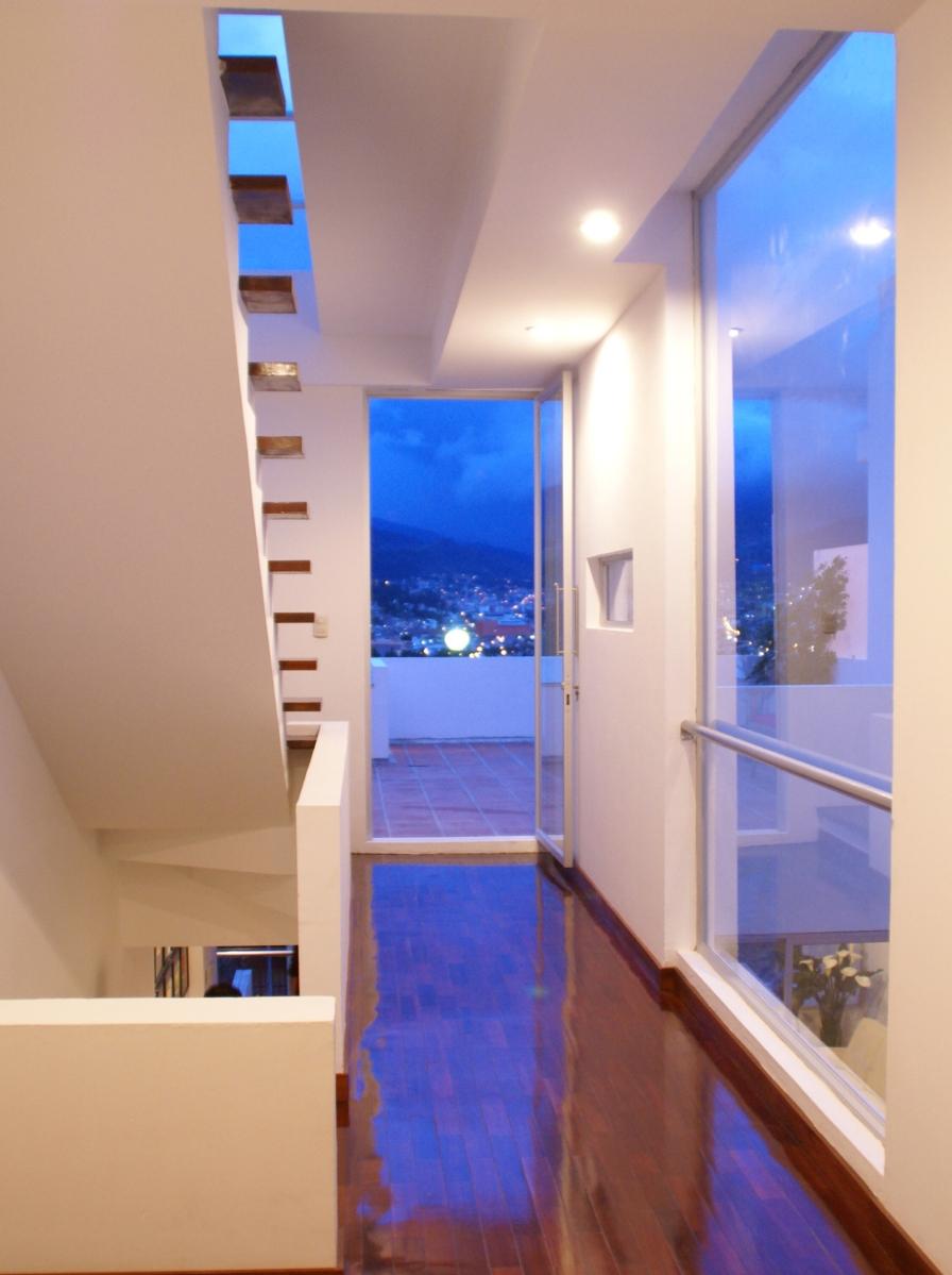 Aspasia 1 corredor terraza