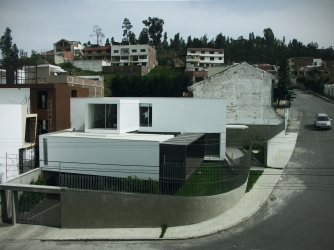 Casa CD Vista aerea