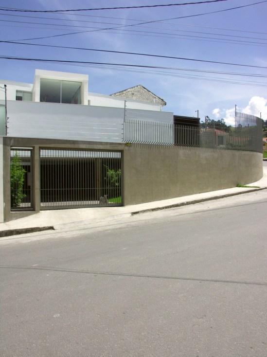 Casa CD vista sur